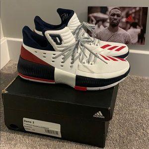 Adidas Dame 3 Rip City
